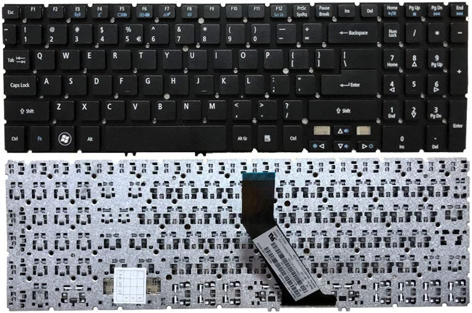 New Laptop New arrival Replacement Keyboard Max 46% OFF Fit V5-531 Acer Aspire V5 V5-551