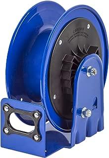 Coxreels LG-LPL-125 LG Series Little Giant Compact Low Pressure Retractable Air/Water Hose Reel, 1/4