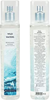 Ajmal Wild Waters Eau De Toilette Aquatic Perfume 250ml Office Wear for Men & Women + 2 Parfume Testres Free
