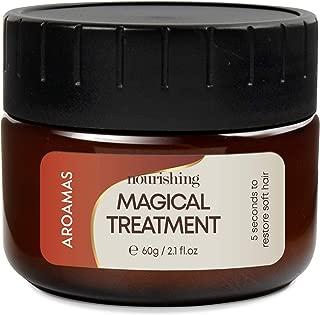 Aroamas Hair Root Treatment, Advanced Molecular Hair Root Treatment, Hair Mask Treatment for Damaged Hair (60ml)