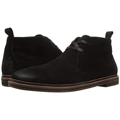 John Varvatos Zander Chukka Boot (Black) Men