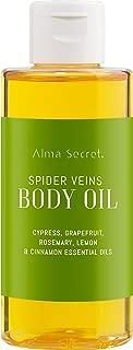 Alma Secret Aceite de Masaje para Varices con Ciprés, Pomelo & Romero - 150 ml