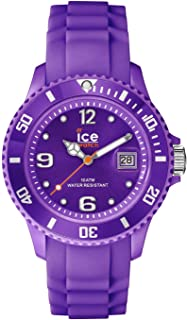 Ice-Watch Women's SIPESS09 Sili Collection Purple Dial Watch