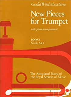 New Pieces for Trumpet (Bk. 1)