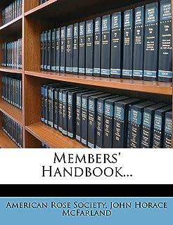Members' Handbook...