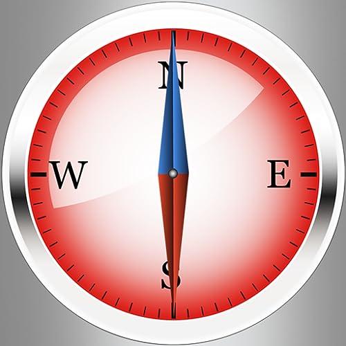 Kompass Finden Punkte