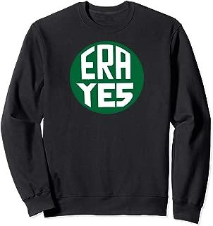 ERA YES Equal Rights Amendment Vintage Pin Feminist Sweatshirt