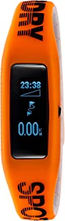 Superdry Fitness Tracker Digital Black Dial Men's Watch - SYG202O