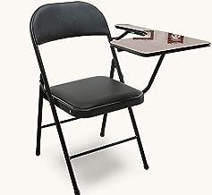 Mahmayi Mesh/Metal Kelvin Folding Student Chair 6.74 kg, JXS234A, Black, H82 x W37 x D42.5 cm