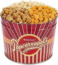 large popcorn tin