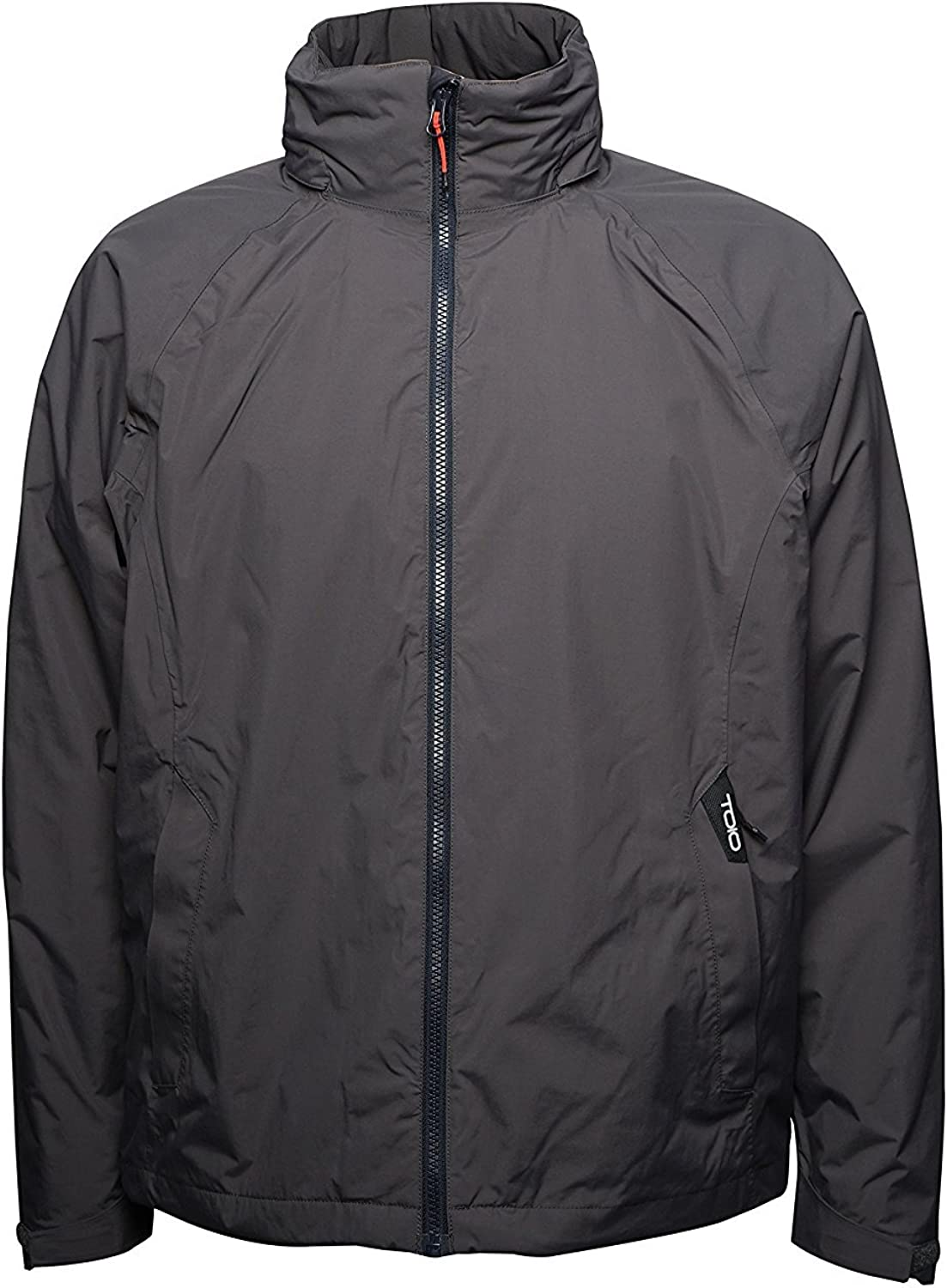 TOIOSchooner Waterproof Jacket Waterproof, breathable technical jacket with primaloft padding and thermowelded seams