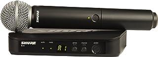 Shure Microfono Inalambrico BLX24/SM58-K12