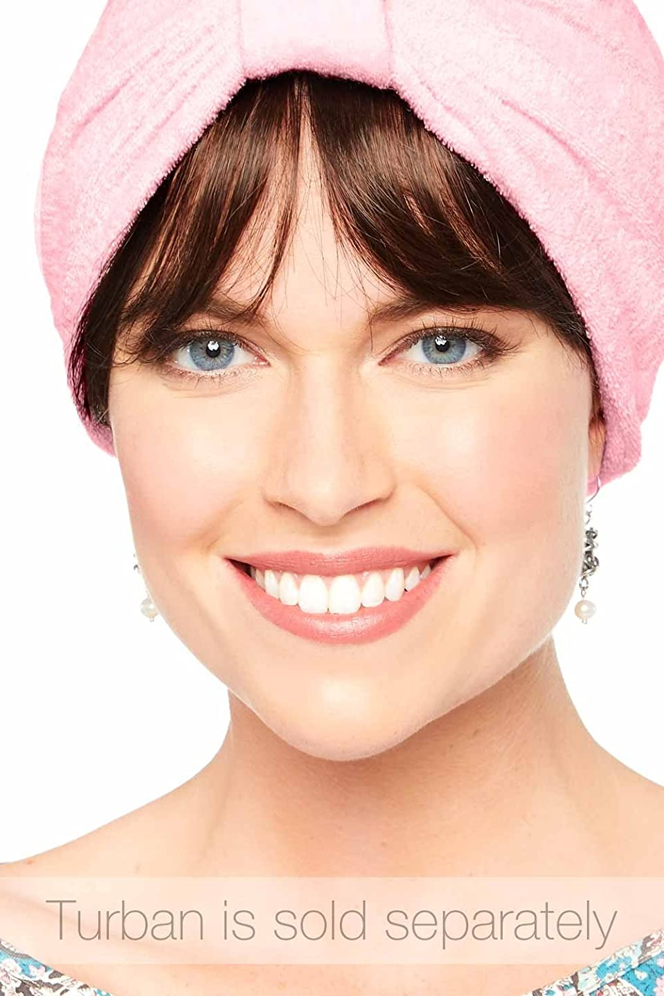 Ultimate Fringe | Bangs for Hats & Scarves | Chemo & Cancer Patients