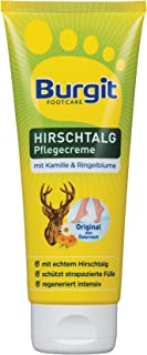 Burgit Hirschtalg Pflegecreme, 2er Pack 2 x 1 Stück