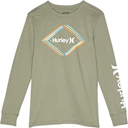 Long Sleeve Graphic T-Shirt (Big Kids)