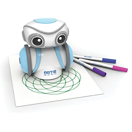 Educational Insights Artie 3000 The Coding Robot: Drawing Robot for Homeschool & Classroom - STEM Toy, Ages 7+