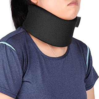 Lixada Foam Cervical Collar Neck Brace for Neck Pain Relief Recovery