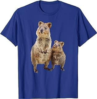 Quokka T-Shirt | Funny Australian Quokka with Baby