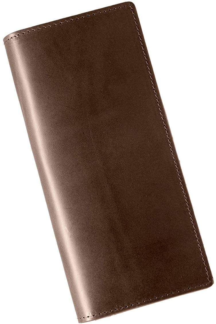 真実シャーロックホームズ一掃する財布 革の王様ブッテーロレザー 長財布 二つ折り YKKエクセラ 日本製 メンズ WL12