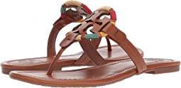Tory Burch - Miller Embroidered Sandal