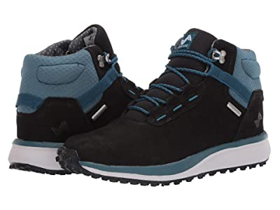 Forsake Range High (Black/Arctic) Women