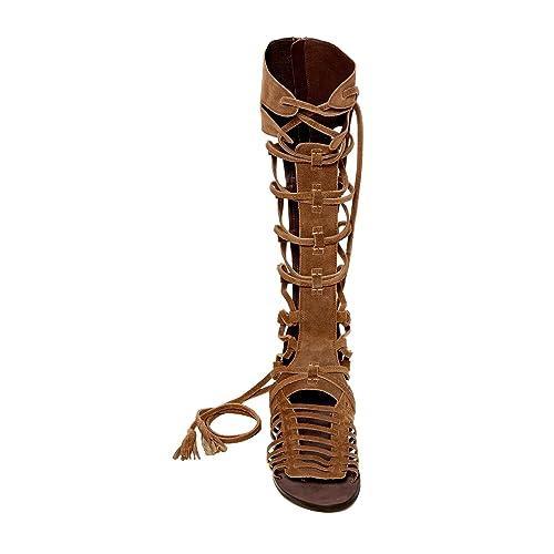 43dc95ff0e310 Free People Womens Tall Gladiator Sun Seeker Sandal