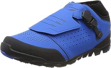 Shimano ME7 (ME701) SPD Shoes, Blue, Size 46