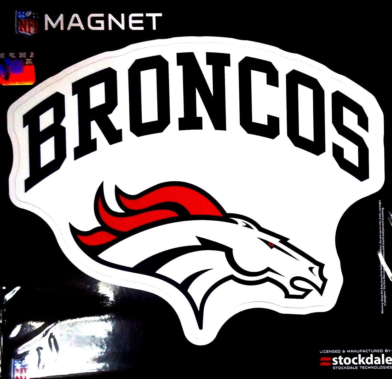 Broncos Arch Style Logo 12
