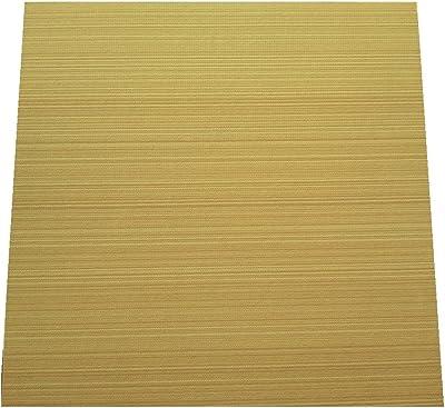 川島織物セルコン ユニットラグ6枚組 ジャパンライン ライトベージュ 628839BO
