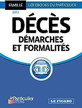 Livres Décès - démarches et formalités PDF