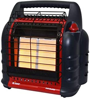 Mr. Heater Corporation MH18B Portable Propane Heater, Red