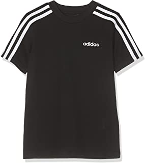 adidas Youth Boys Essentials 3 Stripes T-Shirt T-Shirts Bambino