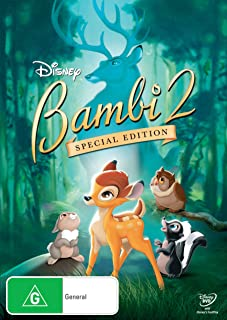Bambi 2 | English Subtitles | NON-USA Format | PAL | Region 4 Import - Australia