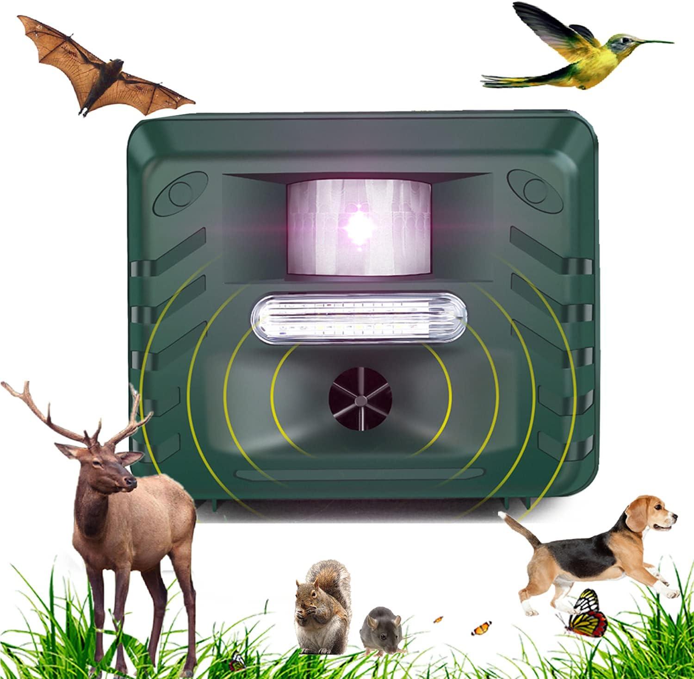 Use ultrasonic frequency