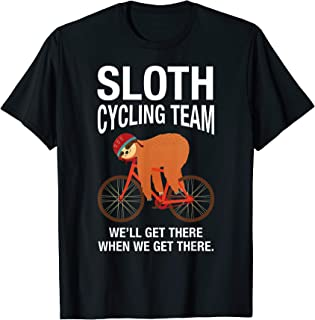 sloth cycling