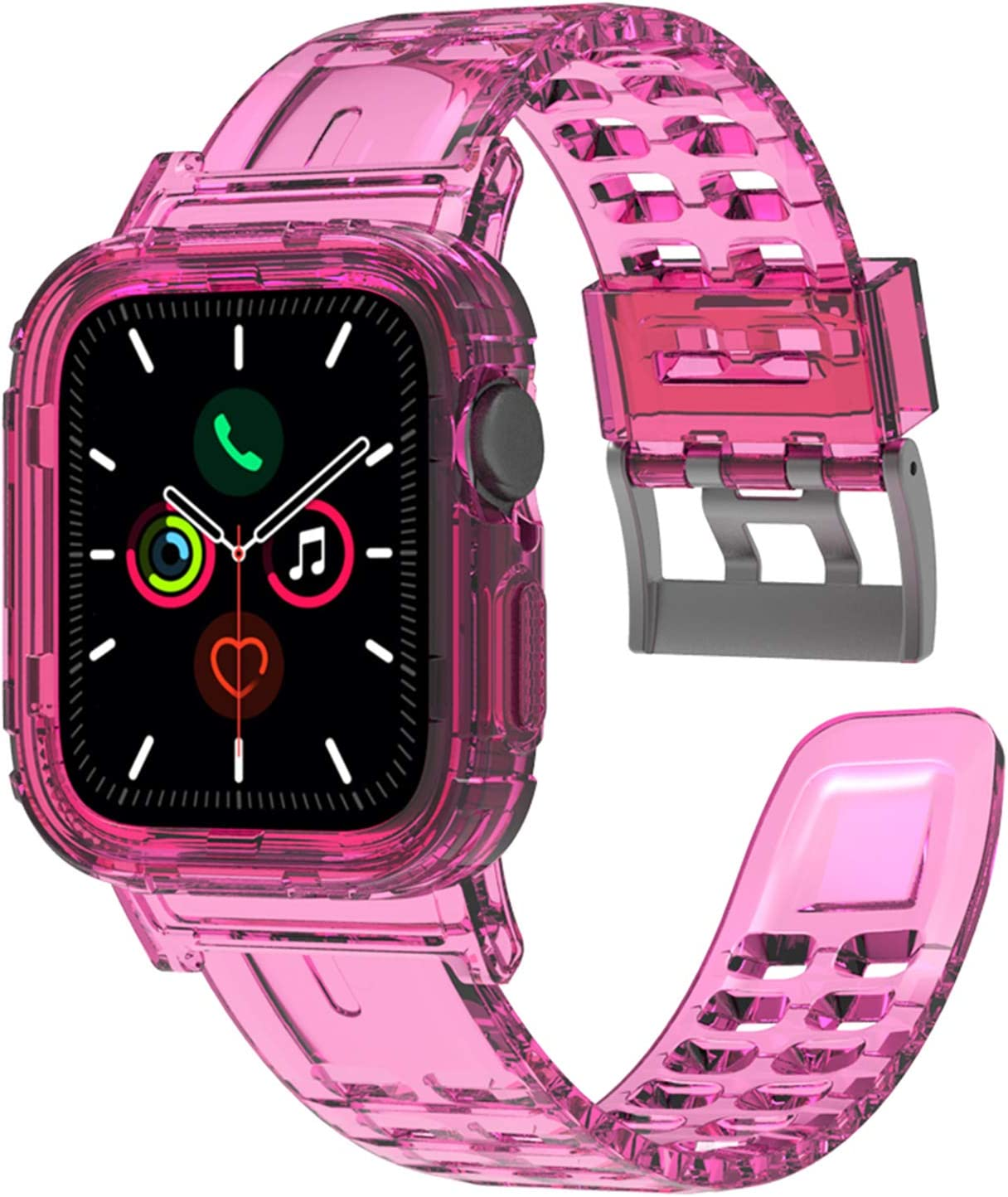 sold out Giner Compatible with All stores are sold Apple Watch Women Band Cute Case Man