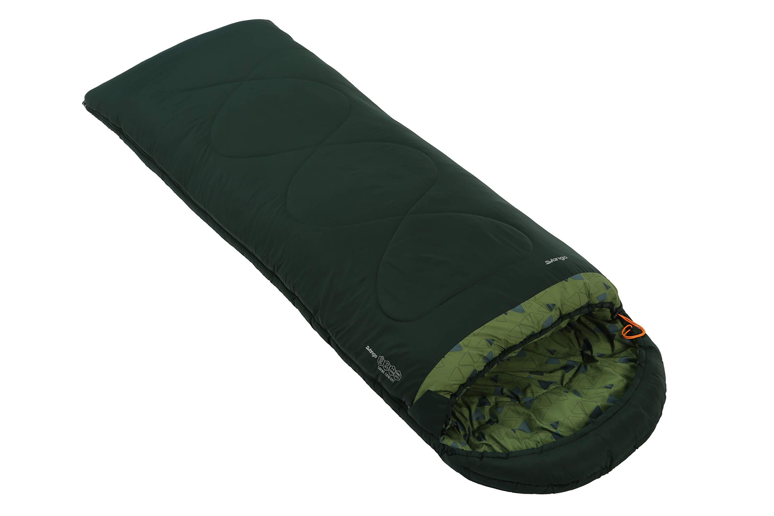 Vango Sonno Comfort Schlafsack, Sycamore, Large