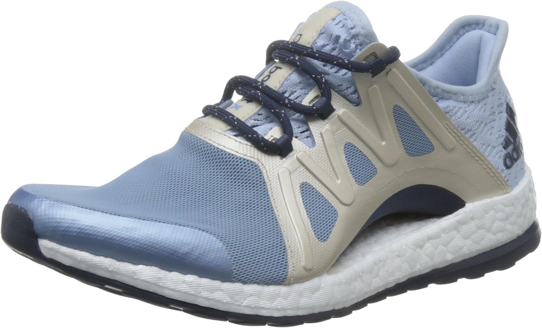 Adidas Damen Pureboost Xpose Clima Laufschuhe, Blau (Blau Azutac azusen lino), 38 EU