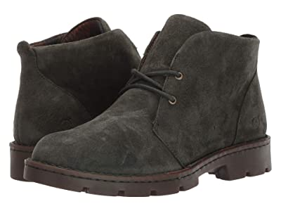 Born Banni (Green Suede) Women