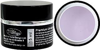 Mundial de la prima de Uñas de Gel UV de fibra de vidrio Fiberglasgel clara espesa viscosa - extra de fortaleza Paquete 1...