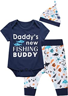 baby fishing outfit