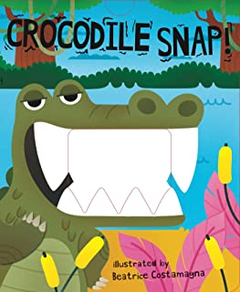 Crocodile Snap! (Crunchy Board Books)