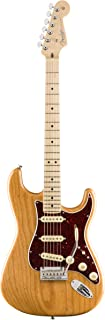 Fender Limited Edition American Pro Stratocaster, Maple Fingerboard, Aged Natural