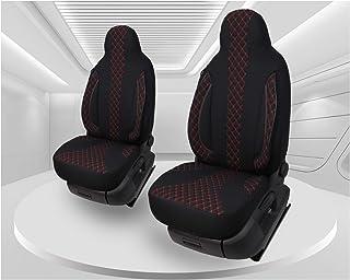 Maß Sitzbezüge kompatibel mit Honda Civic 8 Fahrer & Beifahrer ab 2005   2011 Farbnummer: PL402
