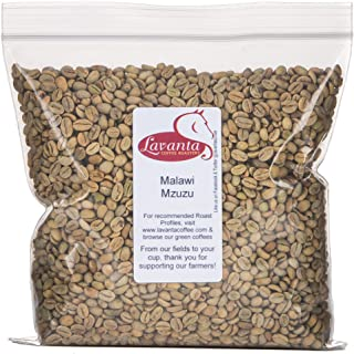 Lavanta Coffee Roasters Malawi Mzuzu Green Direct Trade Coffee, 2lb