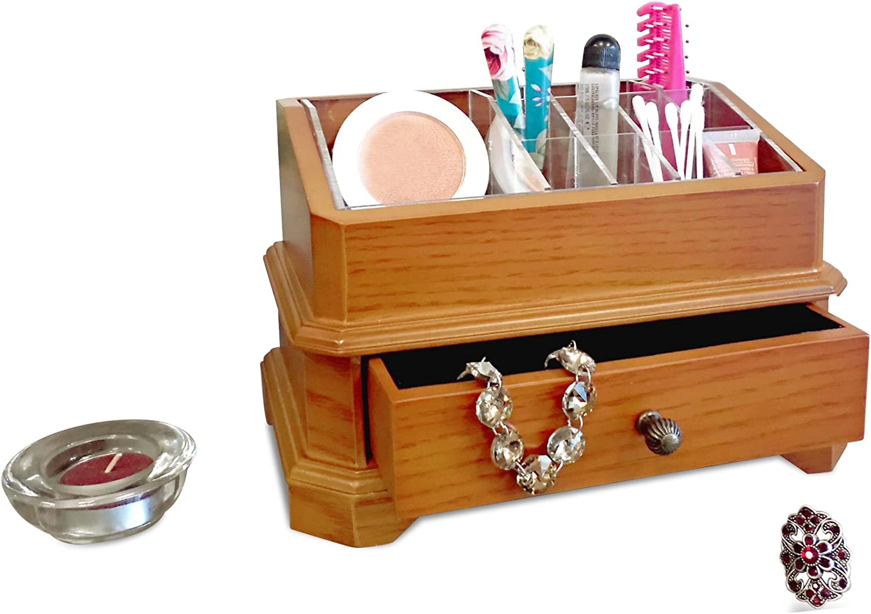 Proman Products 67% OFF of fixed price JB16698 Box Jewelry Oak Brand Cheap Sale Venue