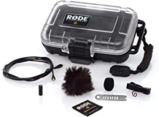 Rode Lavalier Lapel Omni-Directional Condenser Microphone