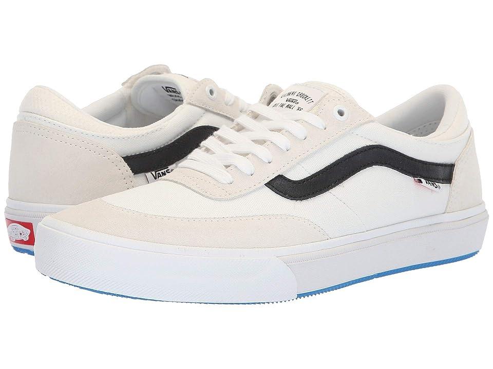 Vans Gilbert Crockett Pro 2 (True White/Black) Men