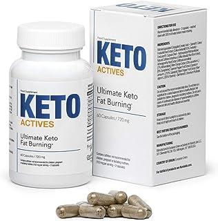 KETO ACTIVES Premium cura de adelgazamiento, el mejor