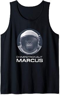 Netflix Space Force Chimpstronaut Marcus Débardeur